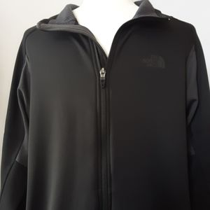 The North Face | Men's Black/Gray Jacket | XL
